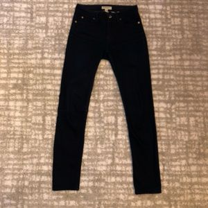 Burberry Thurlestone blue jeans
